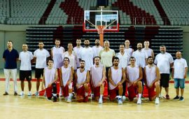 Antalyaspor Basketbol Takımı sezonu açtı