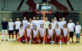 Antalyaspor basketbolda kayıp
