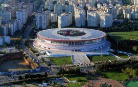 Antalyaspor Stadyumunun ismi değişiyor