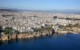 Antalya bayrama hazır