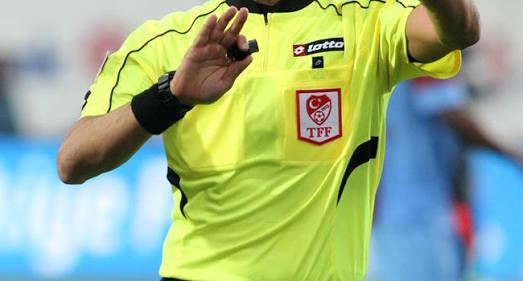 Antalyaspor – Darıca Gençlerbirliği maçının hakemi belli oldu