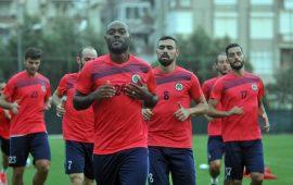 Alanyaspor'da Kasımpaşa maçı hazırlıkları başladı
