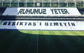 Vodafone Park,Beşiktaş-Antalyaspor maçına hazır