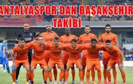 Antalyaspor, Başakşehir'li futbolcuya yöneldi