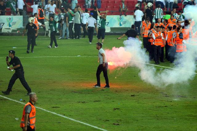 Beşiktaş – Antalyaspor maçı seyircisiz oynanabilir!