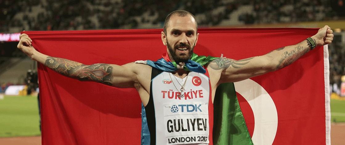 Antalyaspor'dan Guliyev'e tebrik ve kutlama
