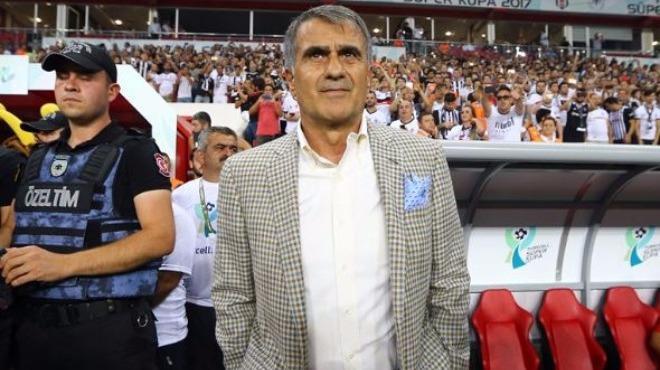 Şenol Güneş'in Antalyaspor planı belli oldu!