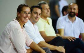 Antalyaspor erkek basketbol takımına kadın genel menajer
