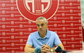 Rıza Çalımbay, Beşiktaş maçı öncesinde konuştu