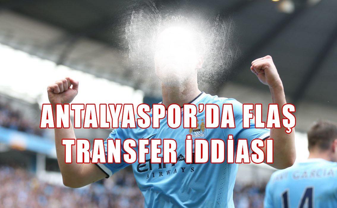 Antalyaspor'da Flaş Transfer İddiası