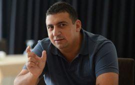 """Ali Şafak Öztürk """"Geldiğimde kaos vardı!"""""""