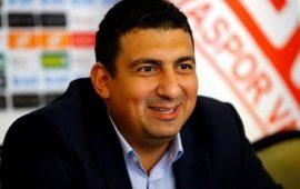 """Ali Şafak Öztürk """"İlk maçlarda ne olacağı belli olmaz"""""""