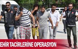 Antalya'da kurban bayramı öncesi zehir operasyonu