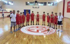 Antalyaspor Basketbol Okulu'na yoğun ilgi!