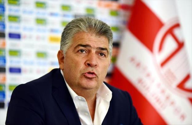 Antalyaspor'da bir istifa daha