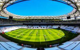 Seyircisiz maça Beşiktaş'tan özel hazırlık