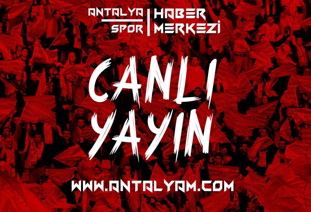 Antalyaspor – Alanyaspor (CANLI)