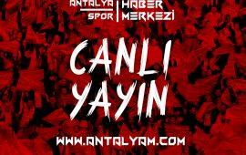 Sivasspor – Antalyaspor (CANLI YAYIN)