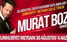 30 Ağustos için Cumhuriyet Meydanı hazır!