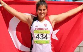 Antalyaspor'dan Eda Tuğsuz'a tebrik!
