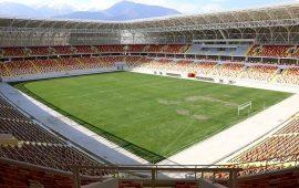 Yeni Stadyumun İlk Maçında Rakip Antalyaspor