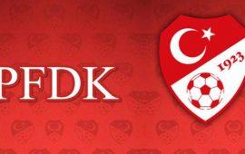 'Kibar' açıklama PFDK'ya sevk edildi