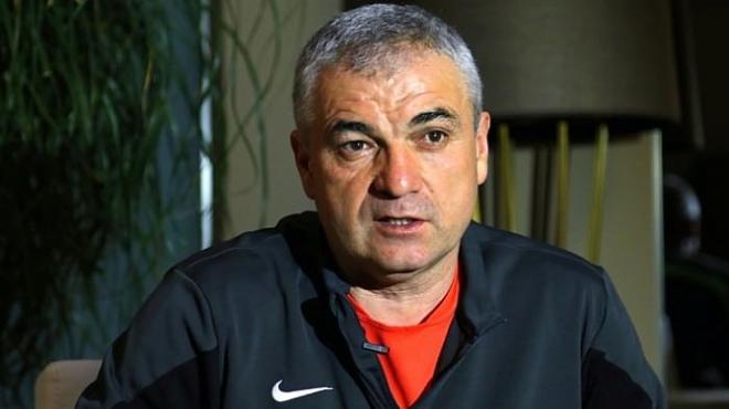 """Rıza Çalımbay """"Galatasaray maçı kolay olmayacak"""""""