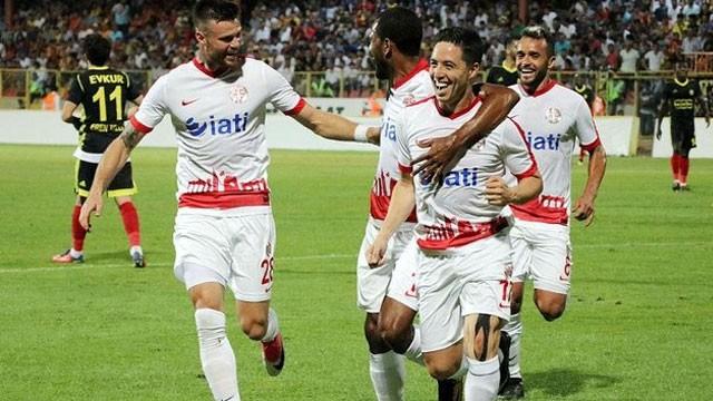 Antalyaspor'da transferde sıcak gelişme! Nasri, Maicon, Vainqueur…