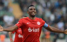 İşte Eto'nun kariyer planı! Antalyaspor'da mı bırakacak?
