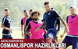 Antalyaspor'da son provalar