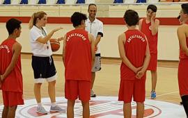 Antalyaspor basketbol kış okulu açılyor
