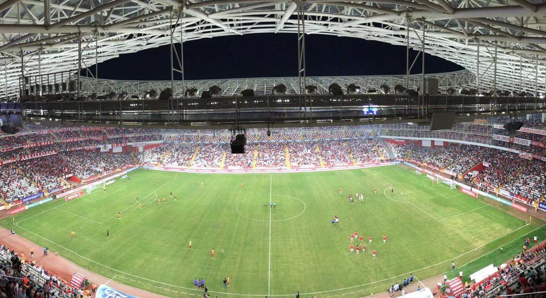 İşte geçen sezona kıyasla Antalyaspor tribünlerinin doluluk oranı!