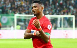 Samuel Eto'o'nun Süper Lig'de penaltı rakamları