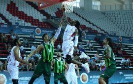 Erkekler Basketbol Ligi Federasyon Kupası başladı