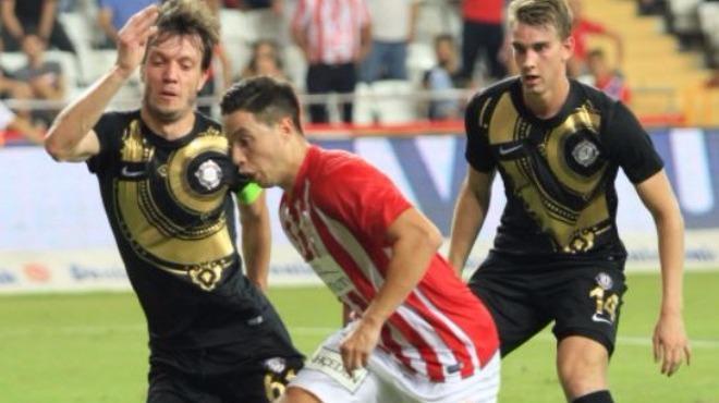Nasri için transfer iddiası! La Liga'ya mı gidiyor?