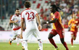 Antalyaspor cimbomu ezdi