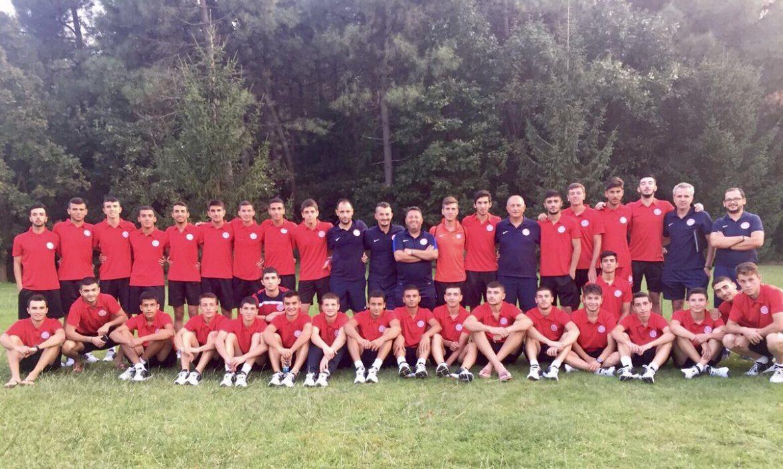 Antalyaspor U-19 ve U-17'de mağlup olmadı