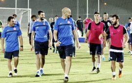 Antalyaspor,Badia yönetiminde çalıştı
