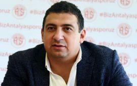 Ali Şafak Öztürk'ten VAR'a destek