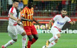 Kayserispor – Antalyaspor : 2-0