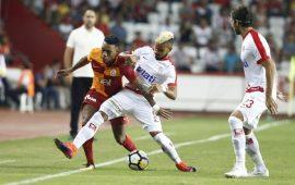 Antalyaspor ile Galatasaray ligde 44.randevuda