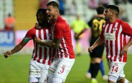 Antalyaspor'un golleri 5 oyuncudan geldi