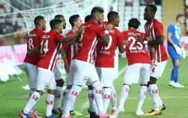 Antalyaspor, Sivasspor deplasmanında