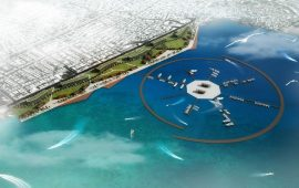 Antalya Kruvaziyer Limanını dünya konuşacak!