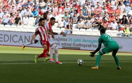 Sivasspor – Antalyaspor : 3-1