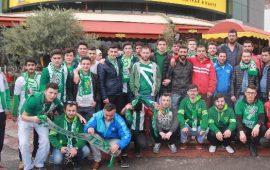 Antalyaspor ve Bursaspor taraftarları Cumhuriyet Bayramı'nı birlikte kutlayacak
