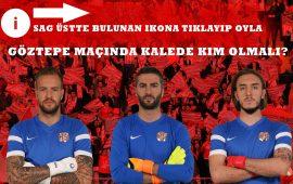ANKET| Antalyaspor – Göztepe maçında kalede kim olmalı?