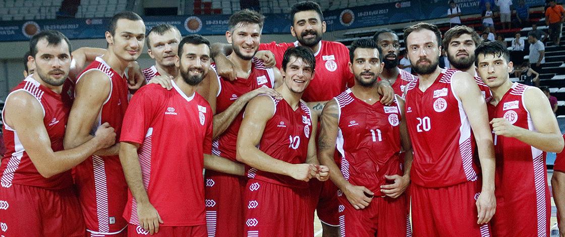 Antalyaspor, son nefeste…