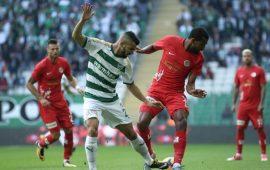 Bursaspor – Antalyaspor : 4-0