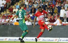 Antalyaspor, Bursaspor ile 43.randevuda